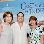 Conmemoración de los 485 años de Cartagena de Indias en el Hotel InterContinental Cartagena
