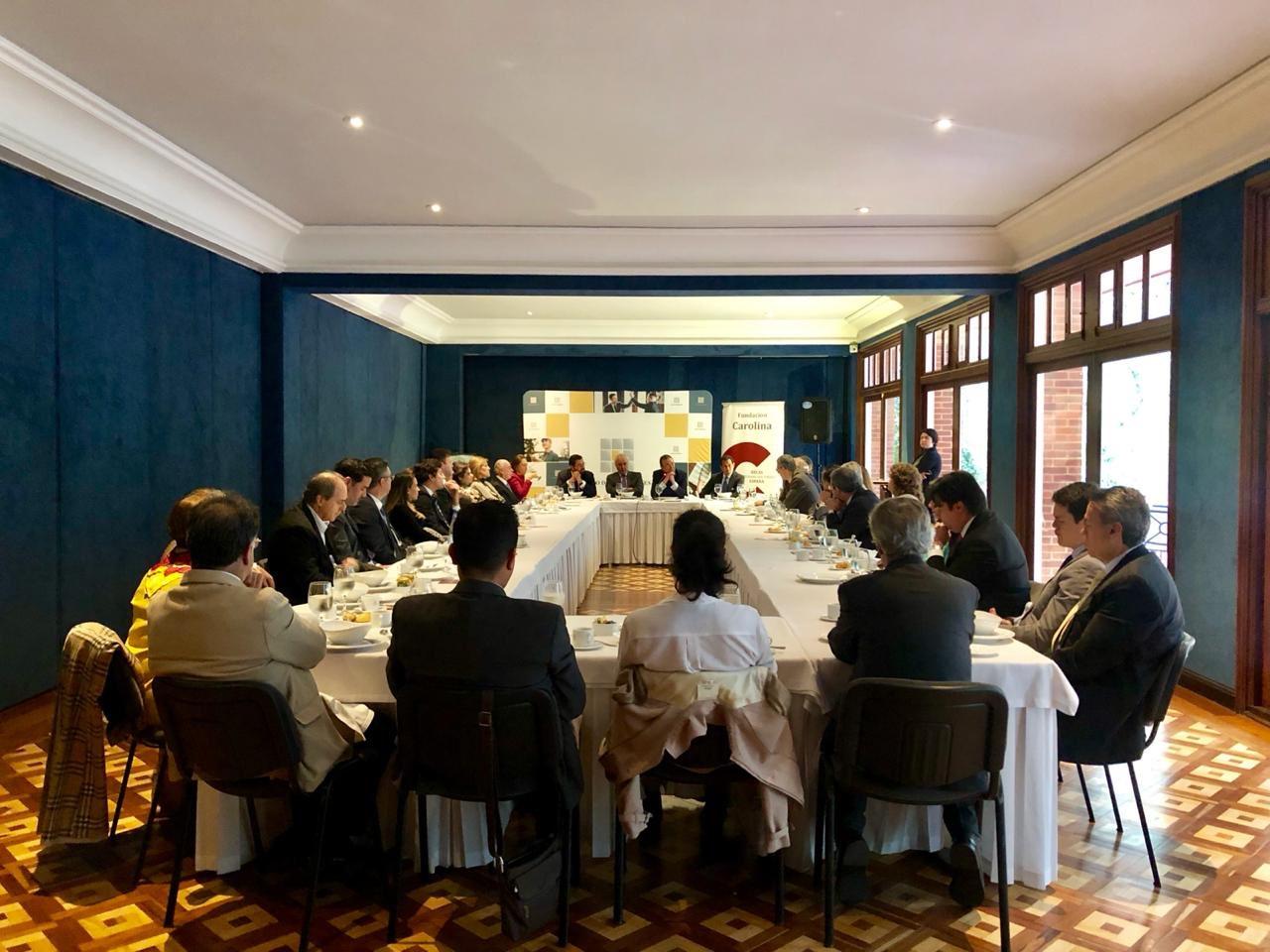 Daniel-Haime-Gutt-Fernando-Eguidazu-conversatorio-union-europea