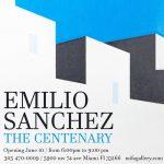 MIFA gallery Exposición Emilio Sanchez